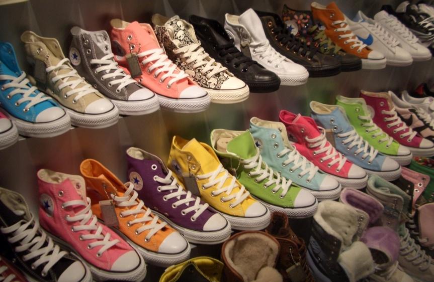Scarpe, scarpe e…scarpe!?