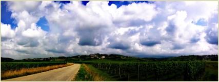 Roads of Collio.