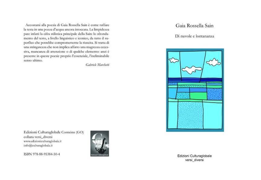 """""""Di Nuvole e Lontananza"""", recensione diF.Corselli"""