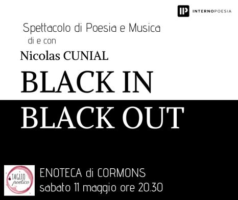 BLACK IN